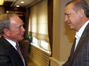 Bloomberg'ten Erdoğan'a övgü