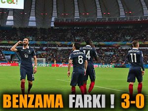 Fransa rahat nefes aldı!
