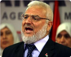 Filistin Meclis Başkanı Duveyk gözaltında