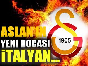 Galatasaray,İtalyan hocayla anlaştı!