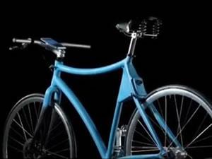 Samsung akıllı bisiklet icat etti
