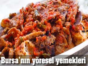Bursa'nın yöresel yemekleri