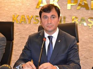Kayseyi'de Ak Partili başkan istifa etti!