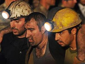 Madencilerinin maaşları yatmadı!