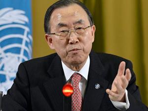 BM, Irak'ta tek bir devlet olması gerektiğini bildirdi