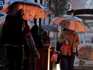Meteorolojiden yağış uyarı