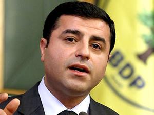 HDP'nin Köşk adayı Demirtaş mı ?