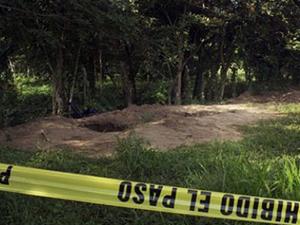 28 cesetli toplu mezar bulundu!
