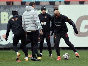 Galatasaray, Hatayspor maçı hazırlıklarını tamamladı