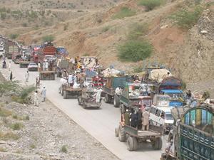 Pakistan'daki Taliban'a yönelik operasyon
