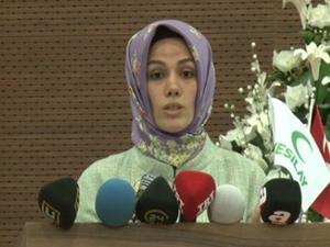 Başbakan'ın kızı Esra: Korkuyorum