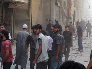 Bomba yüklü araçla Suriye'de saldırı!