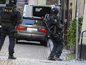 İsveç'te canlı bomba paniği!