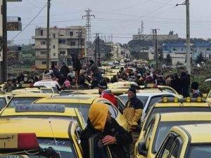 Suriye'de rejim kontrolündeki bölgelerde yakıt krizi