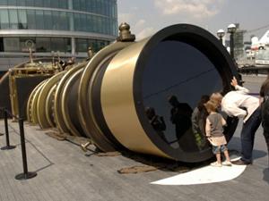 En büyük Teleskop inşa ediliyor