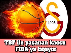 Galatasaray, FİBA'ya başvuracak