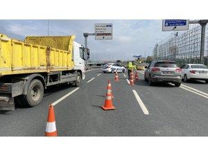 'N Kolay İstanbul Yarı Maratonu' için kapatılan yollar trafiğe açıldı