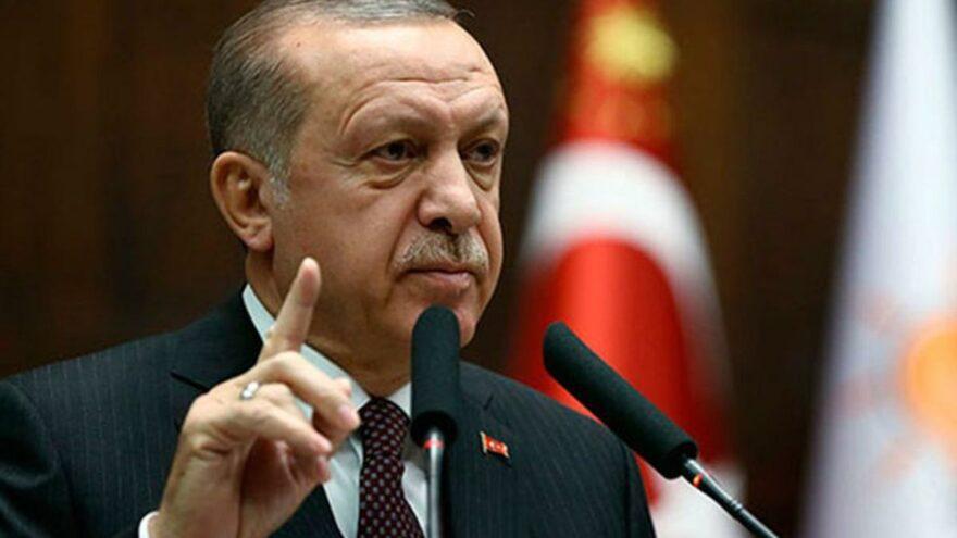 Cumhurbaşkanı Erdoğan'dan emekli amirallerin bildirisiyle ilgili kritik açıklamalar