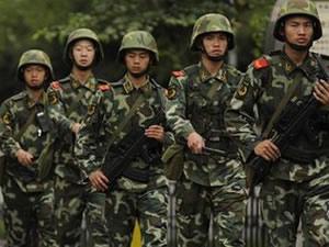 Çin: 13 saldırgan öldürüldü