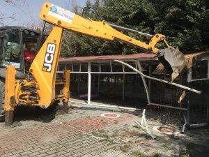 Beylikdüzü Belediyesi'nden ücretsiz müzeye yıkım skandalı