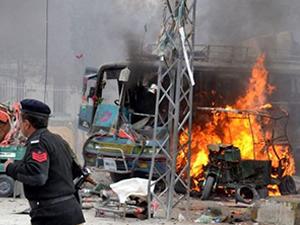 Pakistan'ın başkentinde bomba patladı!
