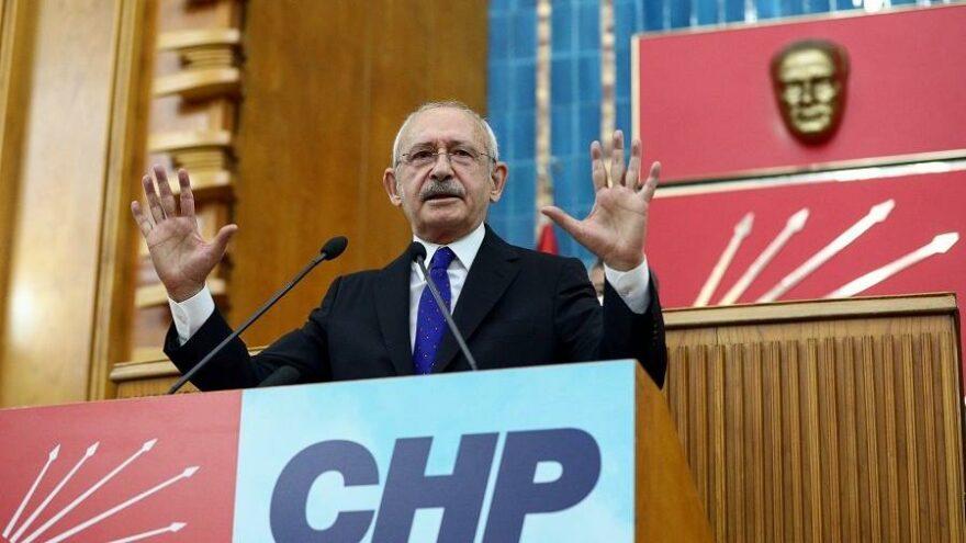 Kılıçdaroğlu: Tümüyle kontrolünü kaybetmiş bir siyasal iktidarla karşı karşıyayız
