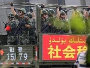 Çinliler Doğu Türkistan'da Uygurları öldürdü!