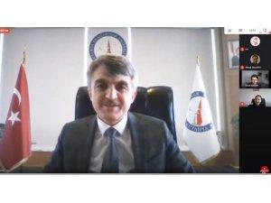 """""""DPÜ'den Silikon Vadisine"""" başlıklı söyleşi"""