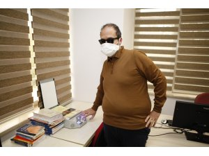 Elektronik Kütüphane Projesi görme engelli öğrencilere umut ışığı oldu