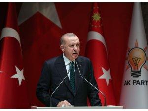 """Cumhurbaşkanı Erdoğan: """"Hiçbir temeli olmayan finans hareketlerine karşı tedbirlerimizi alıyoruz"""""""
