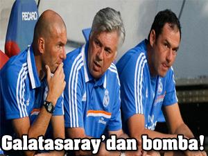 Galatasaray'dan bomba