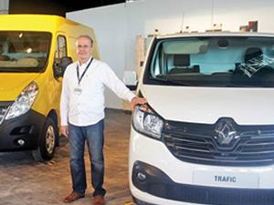 Renault yeni ticari araclarının lansmanını Danimarka'da yaptı