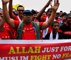 Malezya'da 'Allah' demek yasak