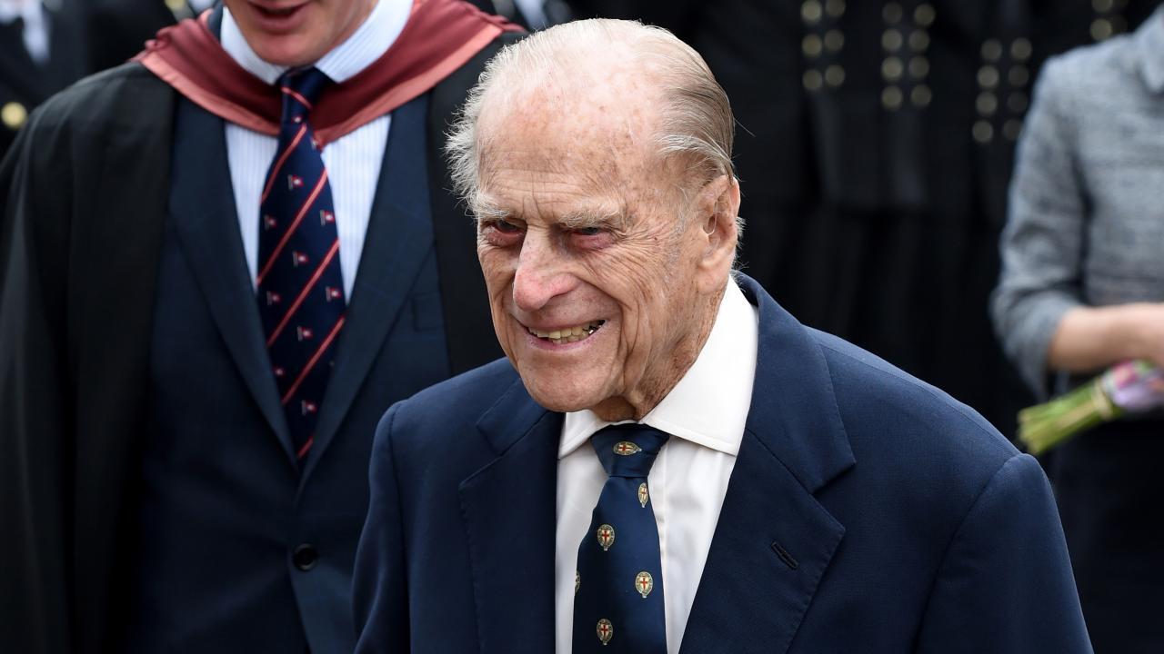 Prens Philip yaşamını yitirdi