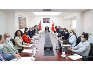 Mardin'de kadına yönelik şiddetle mücadele il koordinasyon toplantısı düzenlendi