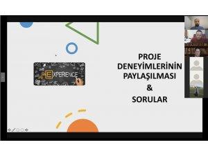 """""""TÜBİTAK Öğrenci Projelerinde Proje Yönetimi"""" eğitimi verildi"""