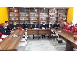 Alaşehirli şehit anısına kütüphane açıldı
