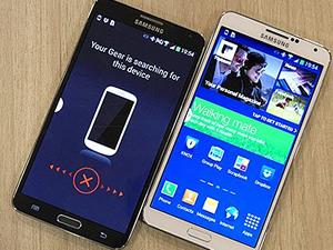 Galaxy 4'ün performans testi ortaya çıktı