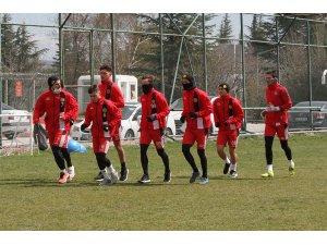 Eskişehirspor mağlubiyetin ardından rejenarasyon çalışması yaptı