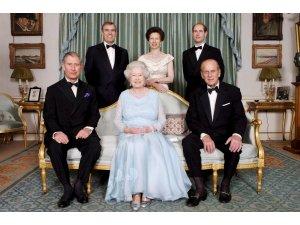 Kraliçe II. Elizabeth, Prens Philip'in ölümünden dolayı derin bir üzüntü içinde