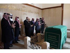 Ürdün Kralı 2. Abdullah ile Prens Hamza siyasi krizin ardından ilk kez yan yana