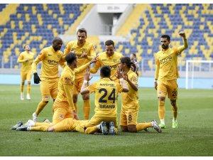 Süper Lig: MKE Ankaragücü: 2 Gençlerbirliği: 1 (Maç sonucu)