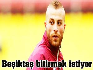 Beşiktaş Töre'yi bitirmek istiyor