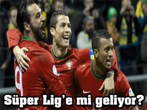 Süper Lig'e mi geliyor?