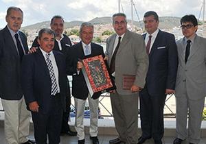 İzmir ile Yunanistan'ın Midilli adası seferleri başlıyor