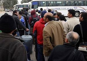 140 Türk İstanbul'a gönderiliyor.
