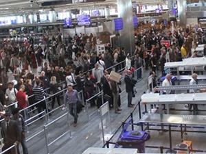 Atatürk Havalimanı'nda zorunlu iniş!