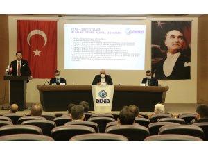 DENİB 2019 - 20 olağan genel kurul toplantısını tamamladı