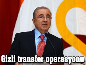 Gizli transfer operasyonu