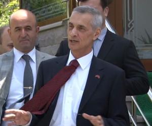 MHP Miletvekili Engin Alan Meclis'te yemin etti
